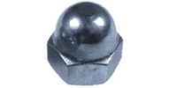 DOMED CAP NUTS